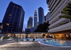 Corus Hotel Kuala Lumpur - Kuala Lumpur - Kolam