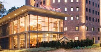 Mövenpick Hotel Hamburg - Hamburg - Bangunan