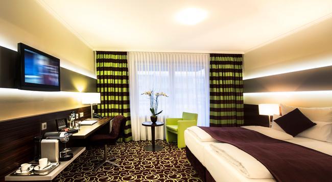 Hotel Metropol - Munich - Bedroom