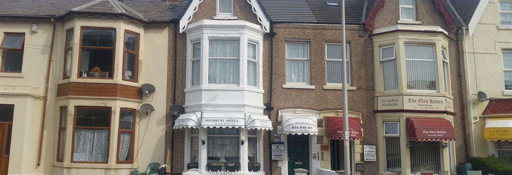 The Highbury Hotel - Blackpool - Building