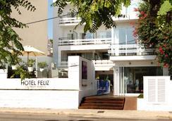 Hotel Feliz - Palma de Mallorca - Pemandangan luar