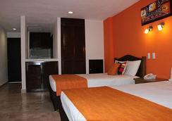 Calypso Hotel Cancun - Cancun - Kamar Tidur
