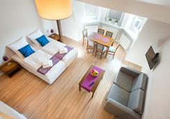 Emaus Apartments - Krakow - Kamar Tidur