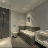 Three Boutique Hotel Bathroom