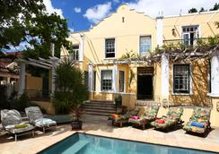 Mountain Manor Guest House - Cape Town - Kolam