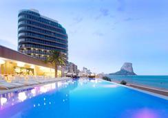 Gran Hotel Sol y Mar - Calp - Kolam