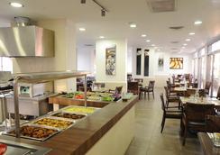 Aquamarine Hotel - Eilat - Restoran