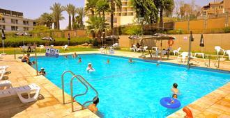 Aquamarine Hotel - Eilat - Kolam