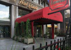 Hotel Le Cantlie Suites - Montreal - Bangunan