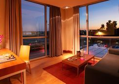 Hotel Sb Bcn Events - Castelldefels - Kamar Tidur