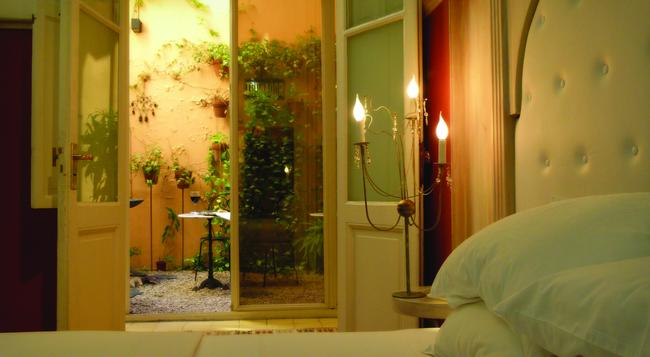 1555 Malabia House Hotel - Buenos Aires - Bedroom