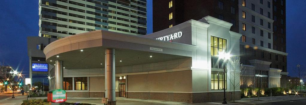 Courtyard by Marriott Atlantic City - Atlantic City - Building