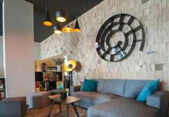 Andromeda Hotel - Ostend - Lobi