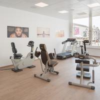 Andromeda Hotel Fitness Facility