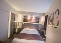 Hotel Burlington - Ostend - Kamar Tidur