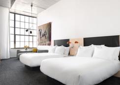 21c Museum Hotel Oklahoma City - Kota Oklahoma - Kamar Tidur