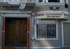 European Hostel - San Francisco - Bangunan