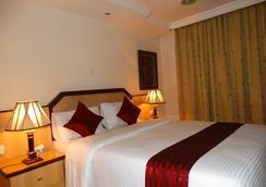 Mayfair Hotel - Dar Es Salaam - Kamar Tidur