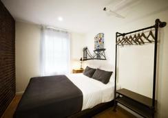 City Rooms NYC Soho - New York - Kamar Tidur