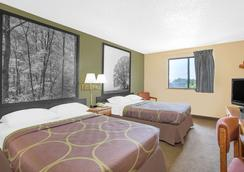 Super 8 Roanoke VA - Roanoke - Kamar Tidur