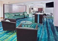 SpringHill Suites by Marriott Austin North-Parmer Lane - Austin - Lobi