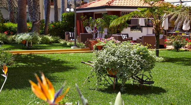 Suite Hotel Eden Mar - Funchal - Bar