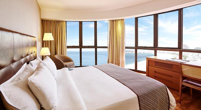 Portobay Rio Internacional - Rio de Janeiro - Bedroom