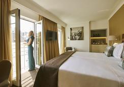 Hotel PortoBay Marquês - Lisboa - Kamar Tidur