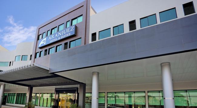 Aranjuez Hotel & Suites - David - Building