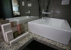 Aranjuez Hotel & Suites - David - Kamar Mandi