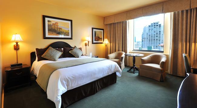 Club Donatello - San Francisco - Bedroom