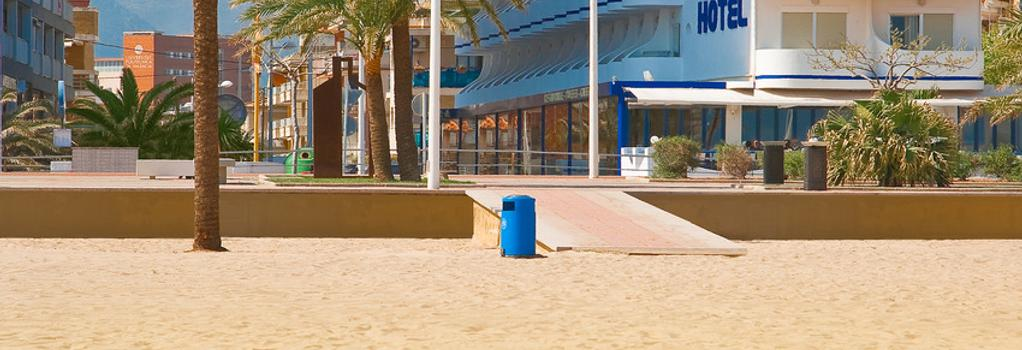 Hotel Rh Riviera - Adults Only - Gandia - Building