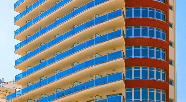 Hotel Rh Gijón - Gandia - Building