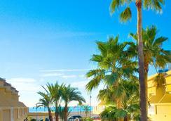 Hotel Rh Casablanca & Suites - Peniscola - Kolam