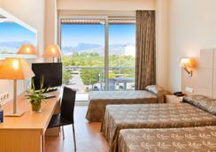Hotel Rh Bayren Parc - Gandia - Kamar Tidur