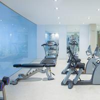 RH Bayren Hotel & SPA Zona fitness