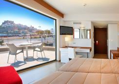 Hotel Boutique Rh Portocristo - Peniscola - Kamar Tidur