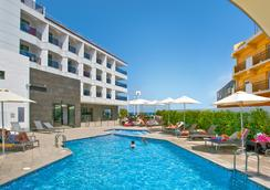 Hotel Boutique Rh Portocristo - Peniscola - Kolam