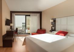 Hotel RH Don Carlos & SPA - Peniscola - Kamar Tidur