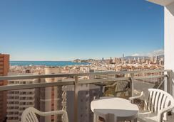 Hotel RH Princesa - Benidorm - Balkon