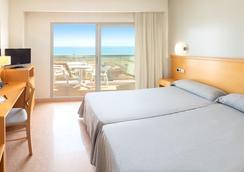 Hotel Rh Gijón - Gandia - Kamar Tidur