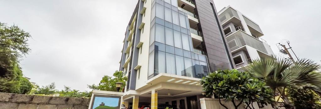 Hill View Guest Houses-Hi Tech City - Hyderabad - Building