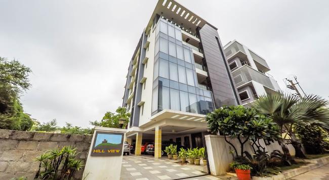 Hill View Inn - Hyderabad - Building