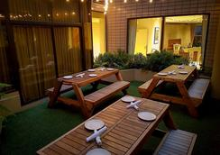 The Listel Hotel Vancouver - Vancouver - Restoran