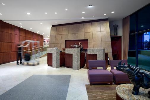 The Listel Hotel Vancouver - Vancouver - Lobi