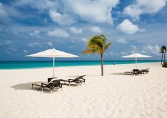 Bucuti & Tara Beach Resort - Adults Only - Oranjestad - Pantai
