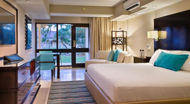 Bucuti & Tara Beach Resort - Adults Only - Oranjestad - Bedroom