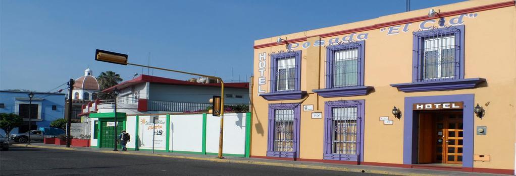 Posada Del Cid - Oaxaca - Building
