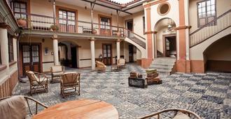 Hostal Republica - La Paz - Bangunan