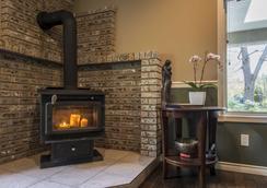 E'Laysa Guesthouse and Vineyard Retreat - Penticton - Lobi